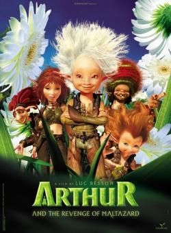 Arthur and the Revenge of Maltazard